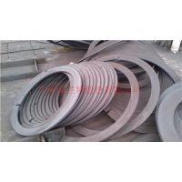 东莞平焊法兰、平焊法兰碳钢材质、平焊法兰大口径、中科富兰特