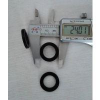 YF0715橡胶平面密封圈6分防水圈