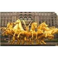 广东原著厂家供应大型阿波罗战车雕塑 欧式太阳神阿波罗铜像 广场景观铸铜雕塑