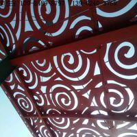 聚酯缕空板背景墙-激光雕花铝单板隔断定制厂家-obd