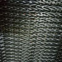 加工定制 正捷ZJ-89人字形网带 耐高温网带 不锈钢网带 输送机网带 价格优惠