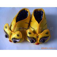 供应手工婴儿幼儿鞋虎头鞋 棉靴