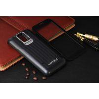 三星 S5 I9600 背夹电源 手机移动电源 带皮盖 3800毫安 支架