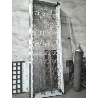 不锈钢彩色装饰屏风 不锈钢售楼中心焊接屏风