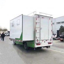 户外流动性餐车哟量多少钱