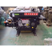 水冷ZS1105单缸小型柴油机 16马力 农业机械内燃机基本型