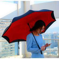 2016促销礼品伞之,添丰防风反收伞、双层反向伞、小轿车专业反转伞,从此上下车不再湿身了