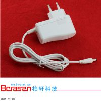 12V1A韩规KC认证 白色充电器 12WKC电源适配器 净化器充电器