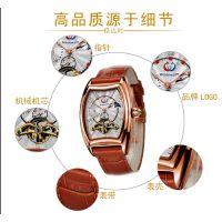高品质 全自动机械 不锈钢手表 深圳稳达时 代工手表厂家直销