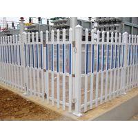 变压器围栏_塑钢绝缘护栏_塑钢安全护栏-山东海达批发、安装