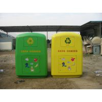 天津哪里有制作旧衣物回收箱&天津社区厂家直供旧衣回收箱