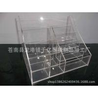 供应多层透明亚克力资料架 精致有机玻璃工艺品