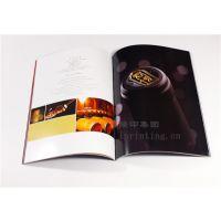 红酒宣传画册印刷,深圳精装书简装书印刷