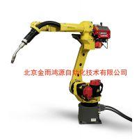 发那科焊接机器人 进的智能化技术