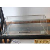 厂家直销透明亚克力面包罩 亚克力食品盒 有机制品 专业订做