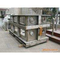 上海嘉定工厂提供定制或设计大型不锈钢壳体加工(焊接与机械加工