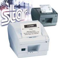 供应Star TSP800II热敏打印机 104mm宽 标签打印机