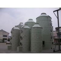 深圳涂装厂废气处理设备 废气吸附塔 工业PP酸雾净化器出售