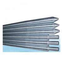 甘肃防雷接地产品 供应水平垂直镀铜钢、锌包钢、降阻剂接地保护器