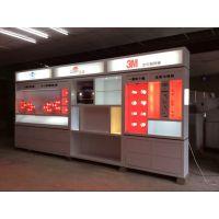太阳膜测试柜/汽车隔热膜功能柜(汽车用品展示柜)