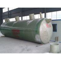 科乐供应北京玻璃钢化粪池 玻璃钢隔油池 成品玻璃钢化粪池