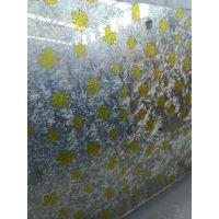 沙河佳汇精品艺术玻璃大理石、微晶石背景墙 电视 沙发 餐厅背景墙