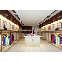 石家庄服装店装修装饰设计的公司