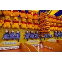 童乐风木质欧洲传统嘉年华摊位游戏道具 室内室外豪华款搭配帐篷摊位游戏机设备厂家直销
