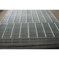 中山防滑钢格板 格栅板订做 Q235材质 热镀锌钢格板销售 巨丰泰价格优惠