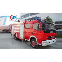 4吨水罐消防车价格,东风多利卡水罐消防车价格