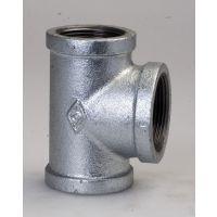 供应的迈克丝扣管件三通 玛钢管件 耐高压 发货快 迈克玛钢管件