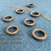 上海一冠供应轴用V型弹簧蓄能圈 各种规格泛塞封弹簧张力泛塞封密封圈