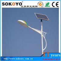 供应辽宁省新宾满族自治县8米40瓦新农村太阳能路灯