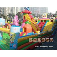 山西省太原市充气气模玩具充气蹦床