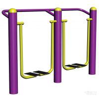 双人漫步机 校园健身器材 户外健身器材