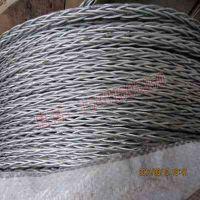 得力无捻牵引绳 防扭钢丝绳 9-18mm防扭钢丝绳直销 全国免运费
