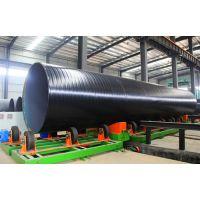 湖南钢管厂家专业生产销售各口径各壁厚3PE环氧粉末防腐螺旋钢管