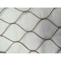 定做呈吉平纹编织4*4.5米缓冲防护网,动物围网,缓冲金属网