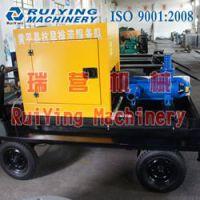 供应移动拖车型凸轮转子泵