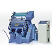 奥尔 TYMK-750四开电脑烫金模切两用机 手动烫金机 啤机 模切压痕机烫印机器