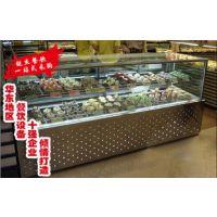 超赞!日式风冷冷藏柜 面包柜 蛋糕柜 食品展示柜 巧克力柜
