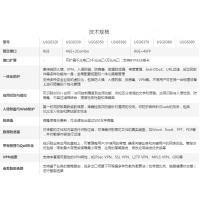 USG6380 华为华赛新一代8端口千兆电4端口千兆光企业级高端防火墙
