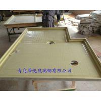 青岛玻璃钢整体卫生间地盘防水工程