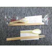 定制印刷一次性筷子套装 一次性餐具 一次性勺子套装 外卖餐具包