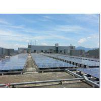 平面屋顶光伏支架系统