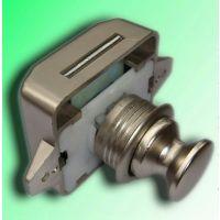供应厂家直销无钥匙拉手式按钮锁