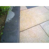 山东U型SE-100【缝隙式排水沟】案例-地面铺装、地面硬化美化排水设计 理想产品