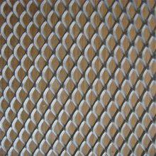 钢板网单位 粉墙钢板网 菱形冲网