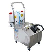 合肥供应3.3kw意大利进口乐捷牌蒸汽清洗机食品厂操作台清理