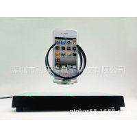 厂家直销 磁悬浮广告展示架 创意礼品 磁悬浮旋转展台手机磁悬浮